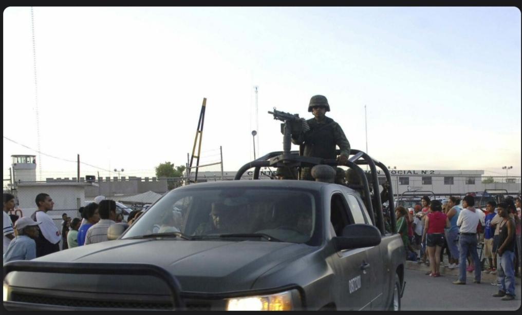 Photo of Messico, partita in carcere tra Narcos finisce nel sangue: 16 morti e 22 feriti