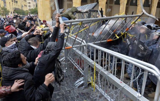 scontri-libano-manifestazione-governo-feriti-beirut