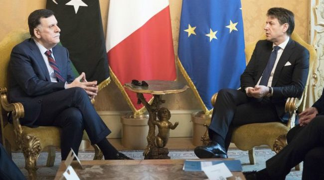libia-sarraj-conte-italia-tregua