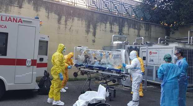 Photo of Coronavirus, Niccolò dimesso dalla Spallanzani: torna a casa