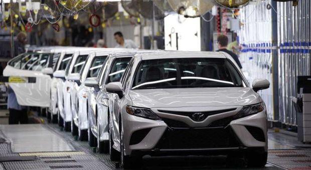 Photo of Coronavirus, Honda e Toyota riprendono la produzione  in Cina