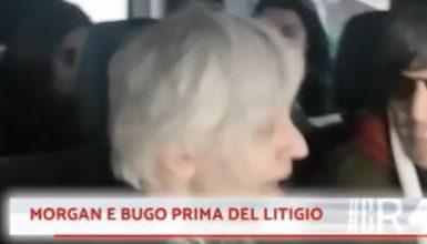 Sanremo 2020, Morgan e Bugo sereni prima della lite: spunta un video