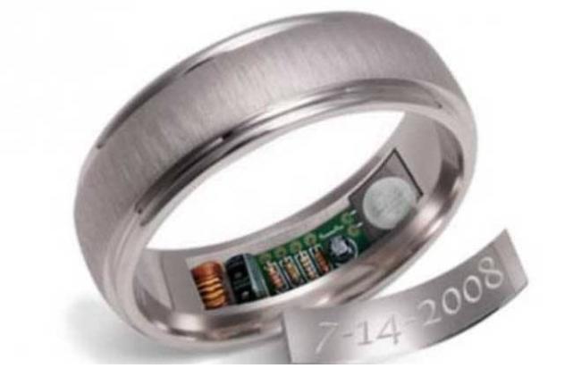 Arriva l'anello nuziale con GPS incorporato: una novità dell'azienda Gemporia