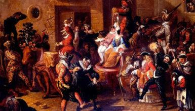 Maschere di Carnevale: la storia delle maschere della Commedia dell'Arte