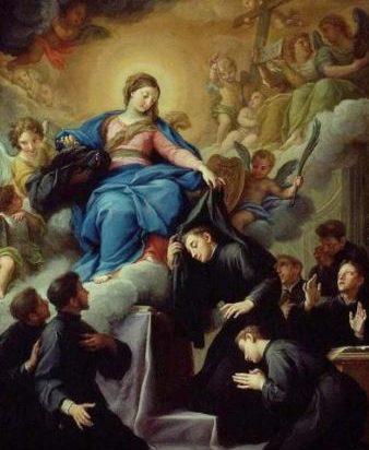 Santo del giorno 17 febbraio: oggi si venerano Santi Sette Fondatori dell'Ordine dei Servi della Beata Vergine Maria
