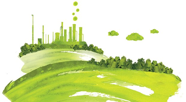 ing green ambiente