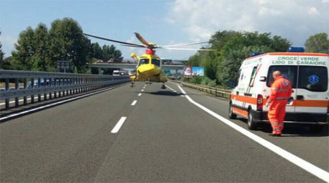 Photo of Incidente stradale sull'autostrada A12 a Viareggio: tre feriti