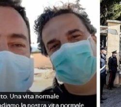 negativi-coronavirus-italiani-cecchignola-quarantena