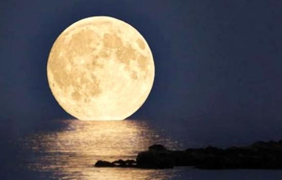 Photo of Superluna di neve: nella notte arriva il primo spettacolo del 2020