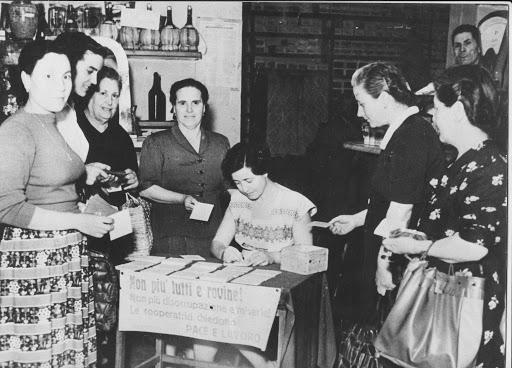 1 febbraio 1945, 75 anni fa venne concesso il diritto di voto alle donne