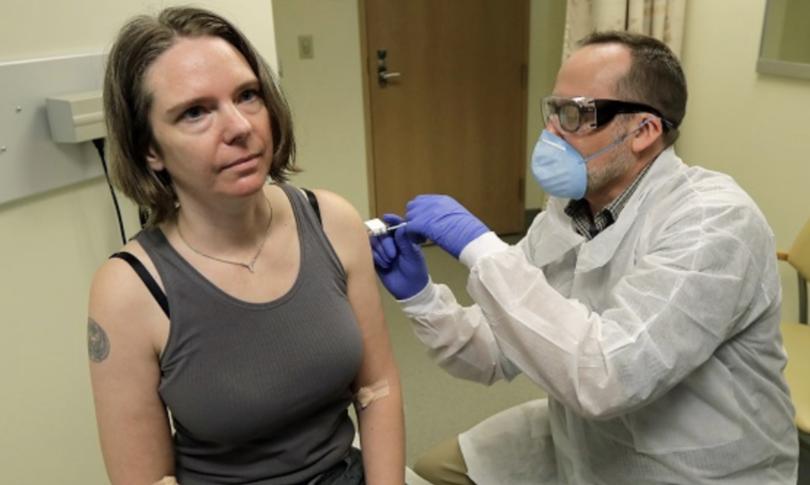 vaccino coronavirus donna Seattle