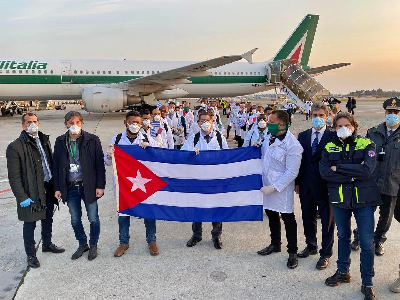 coronavirus-medici-cubani