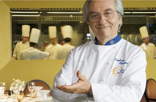 Chi era Gualtiero Marchesi, il maestro dell'alta cucina italiana