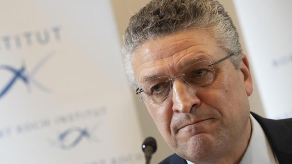 Lothar Wieler Kritik
