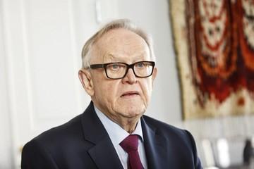 Martti Ahtisaari Coronavirus