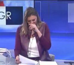 rai piange giornalista diego