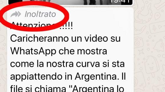 whatsapp stop catene Sant'Antonio