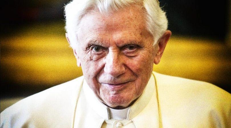 Joseph Ratzinger, papa