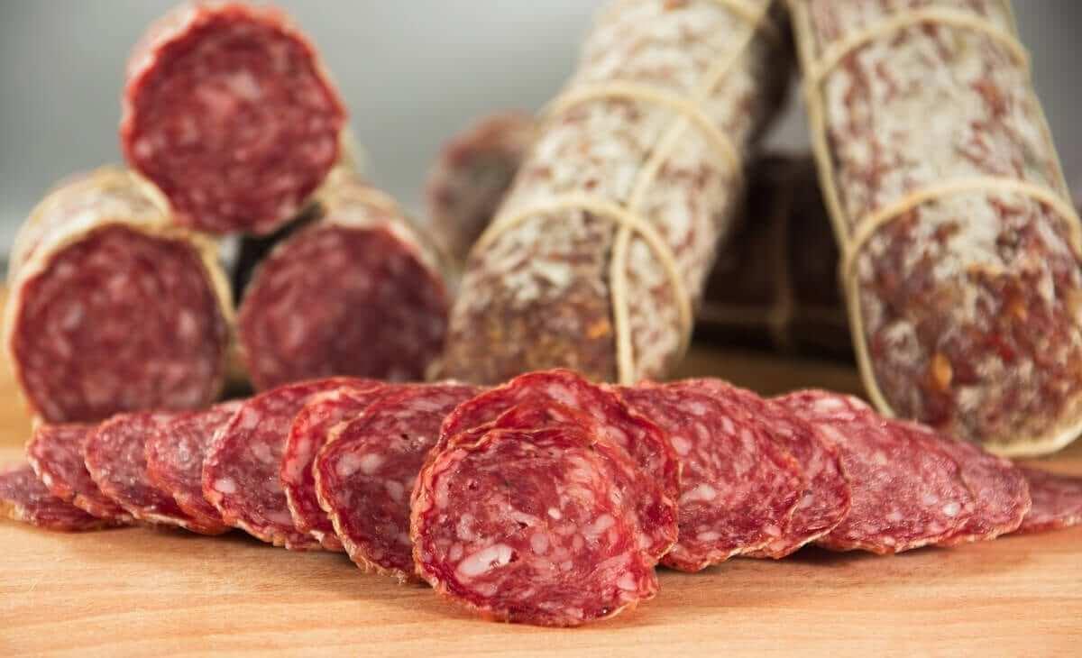Photo of Salame a rischio salmonella: ritirato dal Ministero della Salute