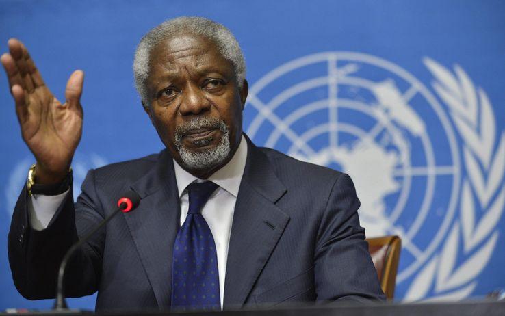 Photo of Biografie e carriera di Kofi Annan, nasce l'8 aprile il primo africano alla guida dell'ONU