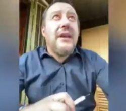 Salvini interrotto diretta facebook