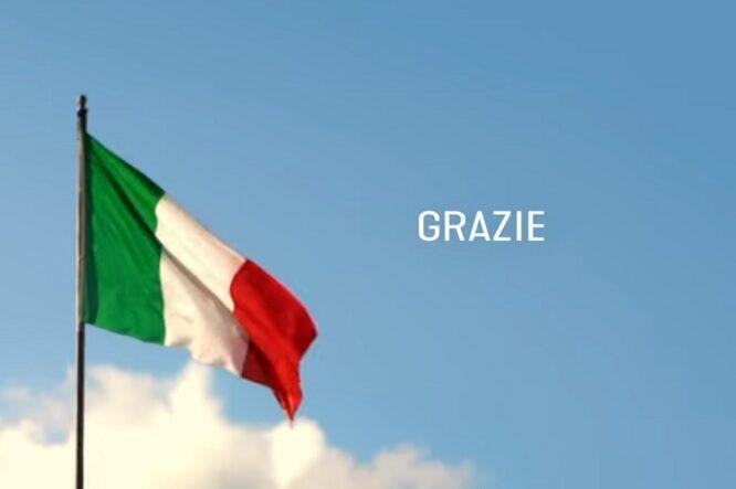 spot Barilla Grazie Italia coronavirus