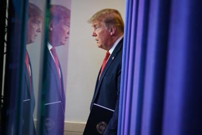 """Photo of Coronavirus in Usa: Trump """"un piano in tre fasi per la riapertura, ma a decidere saranno i Governatori"""""""
