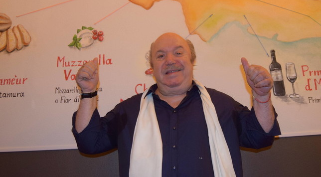 Photo of Cuore d'oro Lino Banfi: l'attore regala orecchiette e sugo a 2500 senzatetto di Roma