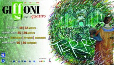 Il Giffoni Film Festival si fa in quattro, da agosto a dicembre: ecco come sarà