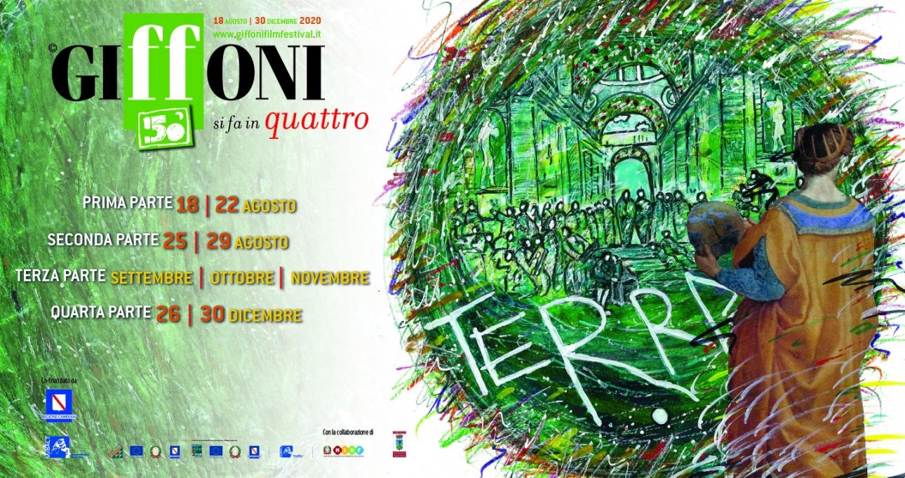 Photo of Il Giffoni Film Festival si fa in quattro, da agosto a dicembre: ecco come sarà