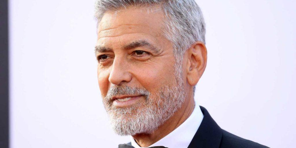 George Clooney vita carriera cinema curiosità