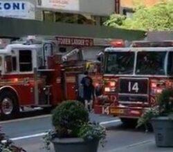new york incendio 17 giugno