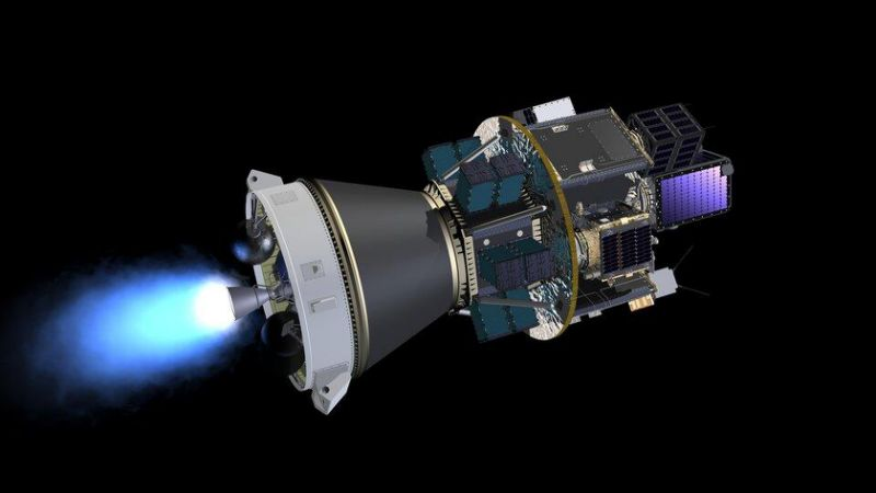 """Photo of Spazio, parte con Vega il primo """"car share"""" per 50 mini-satelliti"""