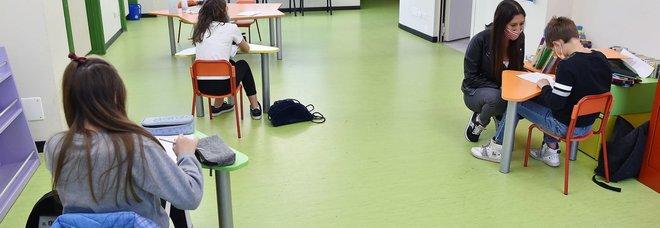 Photo of Mascherine alle scuole elementari per tutta la giornata: le ipotesi