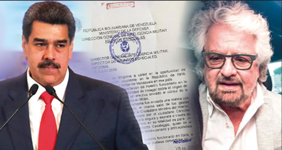 finanziamento-venezuela-movimento-5-stelle
