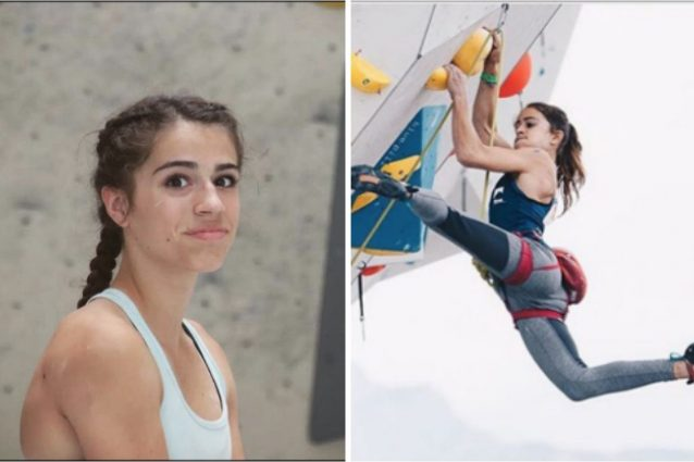 Photo of Stella del climbing precipita e muore a 16 anni durante una scalata