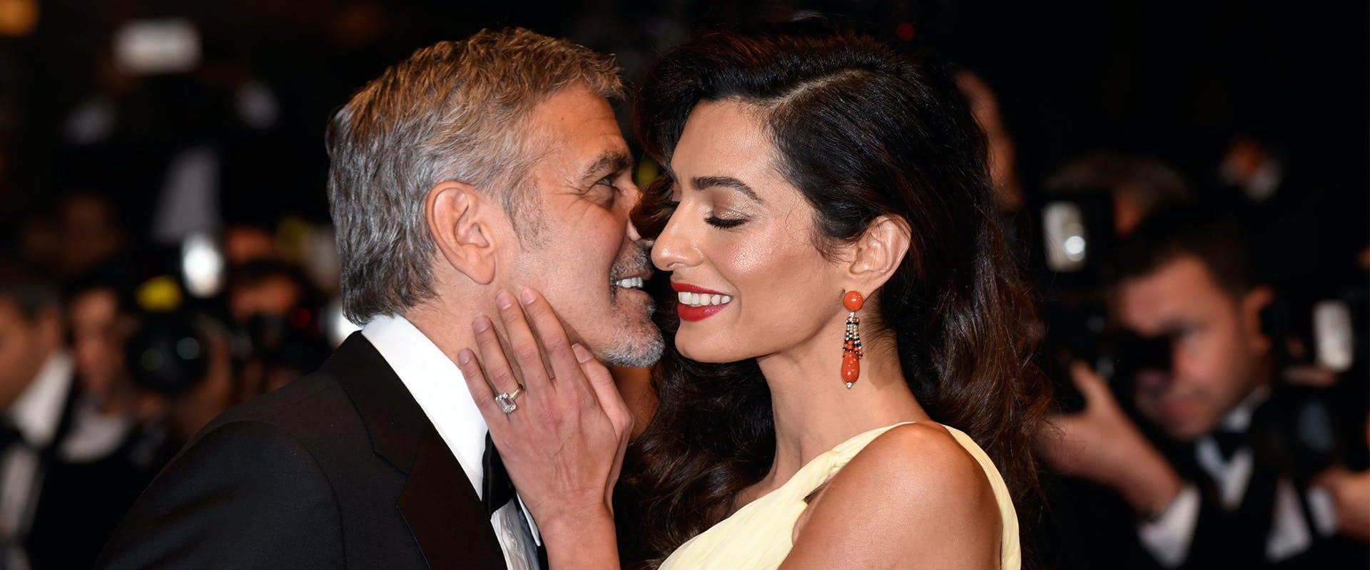 """Photo of George Clooney e Amal Alamuddin prossimi al divorzio: """"Stanno vedendo altre persone"""""""