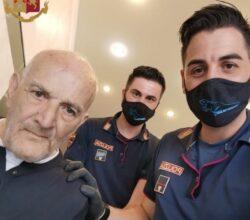 polizia-aiuta-anziano-milano-nonno-giacomo