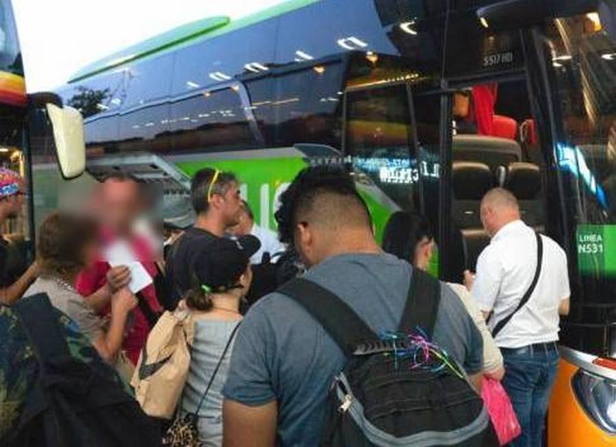"""Photo of Covid, rintracciato bengalese positivo sul bus per Sabaudia: """"Con lui viaggiavano 7 persone"""""""