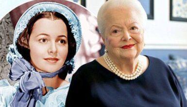 """Morta all'età di 104 anni Olivia de Havilland, la star di """"Via col vento"""""""