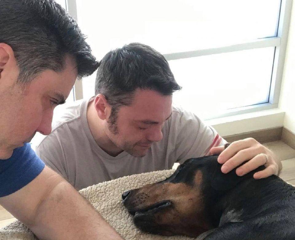 """Photo of """"Beau non ce l'ha fatta"""": è morto il cane di Tiziano Ferro"""