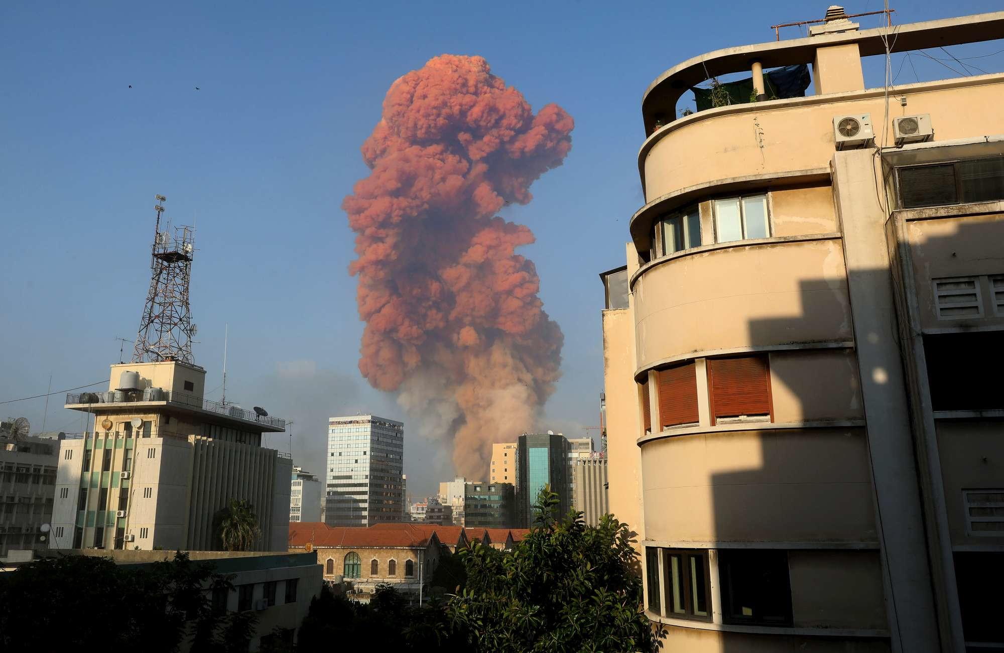 Photo of Esplosione Beirut, morta anche una cittadina italiana: aveva 92 anni