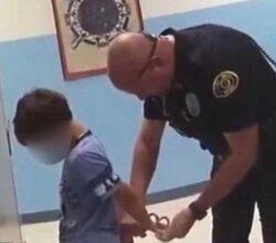 florida-bambino-arrestato-manette-pugno-maestra