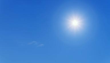 Il Meteo in Campania per domenica 9 agosto: torna l'afa in tutta la regione