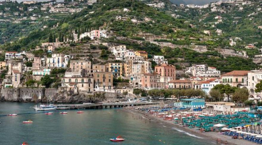 Photo of Turismo sicuro: in Italia c'è il modello Minori, in Costiera Amalfitana