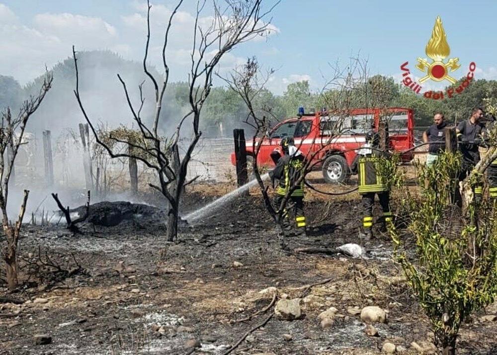 Photo of Cosenza, precipita un aereo da turismo: due morti