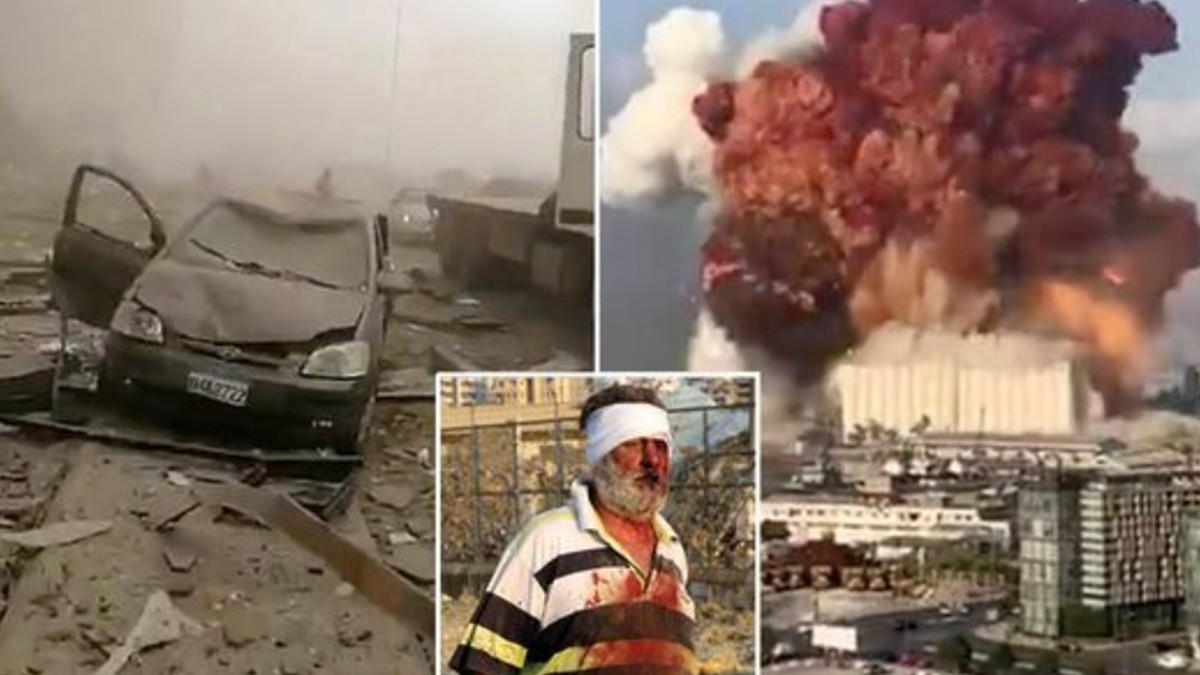 """Photo of Esplosioni Beirut, Trump: """"Dirigenti Usa pensano a un attentato"""""""