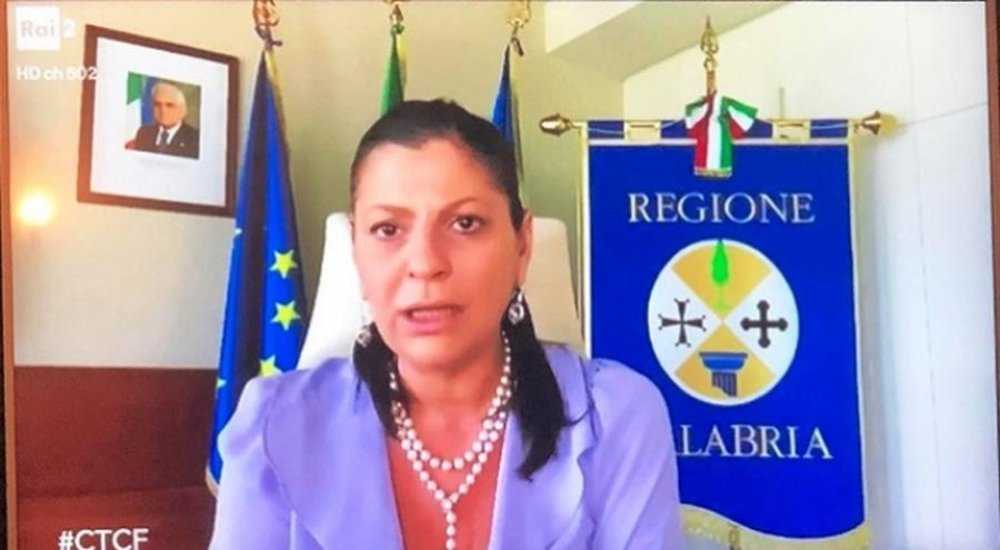Shock In Calabria E Morta La Governatrice Jole Santelli