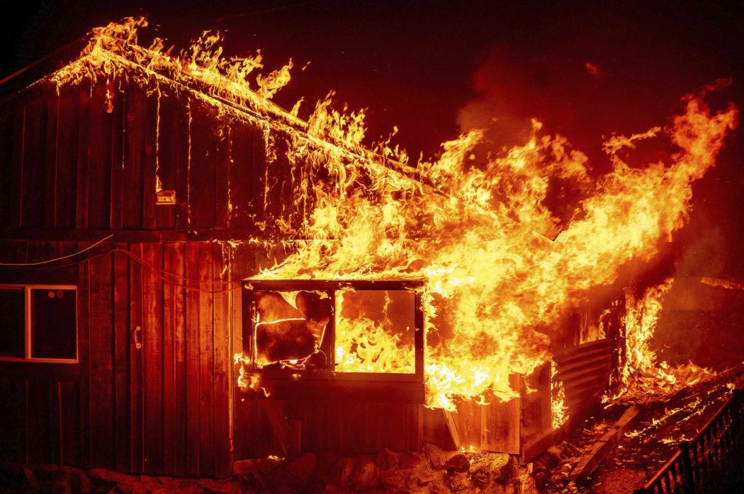 500 mila evacuati in Oregon per incendi