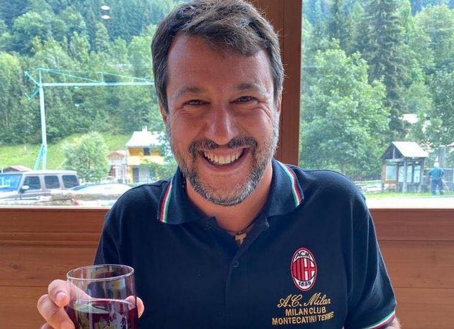 """Photo of Regionali e Referendum, anche oggi Salvini """"viola"""" il silenzio elettorale"""